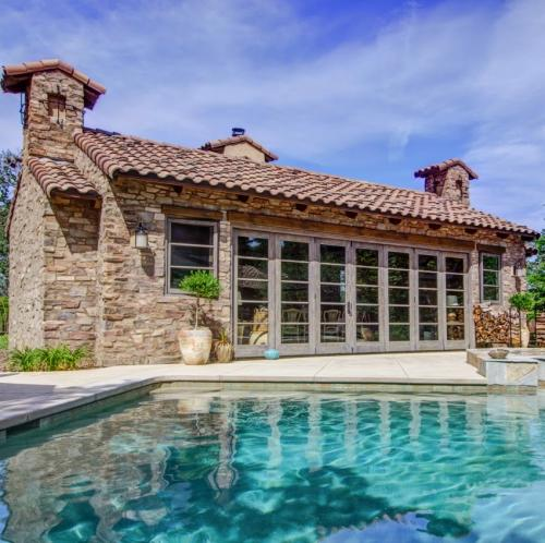 Haley Pool House 3